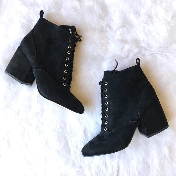 cb57adba3 NEW Sam Edelman Tate Lace Up Bootie. M 5ba8256d619745565add5c38